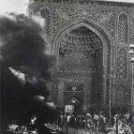 آتش زدن مسجد جامع کرمان سرآغاز مبارزات مردم در انقلاب بود