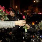 خشونت نیروهای امنیتی دنیا مقابل معترضان و رافت نیروی انتظامی ایران مقابل اغتشاشگران+فیلم و عکس