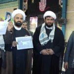 مردم رابر به کمپین هر ایرانی یک بسیجی پیوستند /تصاویر