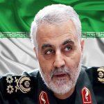 سردارسلیمانی گفت من سر امنیت کشورم با کسی شوخی ندارم/در ۴۰ سالگی انقلاب به آمریکا طعنه میزنیم