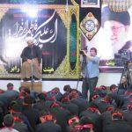 اقامه عزای مردم رابر در سالروز شهادت حضرت فاطمه زهرا سلام الله علیها/تصاویر