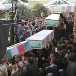 ورود۲۰ شهید گمنام دفاع مقدس در ایام شهادت یاس گمنام نبی به کرمان /تصاویر