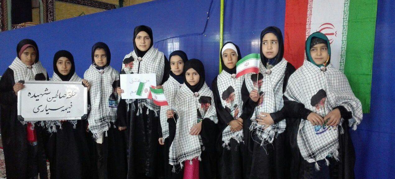 پویش مردمی #من_عاشق_پرچمم در رابر