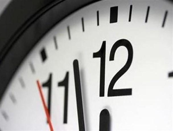 ساعت رسمی کشور در ساعت ۲۴ یکم فروردین ماه، یک ساعت به جلو کشیده میشود