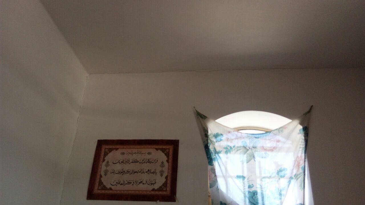 سقف لرزانی که خواب را از چشمان مادر شهید ربود
