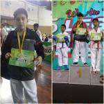 کسب مدال طلای جهانی مسابقات کارته توسط نوجوان رابری