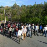 سومین همایش پیاده روی خانوادگی در هنزا برگزار شد/تصاویر
