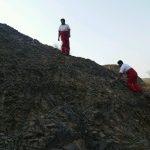 پیدا شدن ۲ کودک گمشده در کوههای کرمان