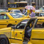 نبود تاکسی درون شهری در حصار رشد قارچ گونه آژانس ها رابری