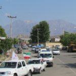 رژه موتوری نیروهای نظامی و انتظامی به مناسبت آزادسازی خرمشهر در رابربرگزار شد/تصاویر