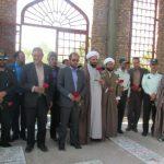تجدید میثاق با شهدای گمنام در سالروز فتح خرمشهر در رابر