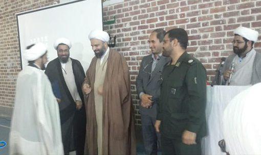 مسئول جدید دفتر نمایندگی ولی فقیه در سپاه رابر منصوب شد