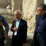 قلعه منوجان نماد فرهنگ غنی جنوب کرمان/معین اقتصادی منوجان جلوتر از برنامه ریزی زمان بندی شده است