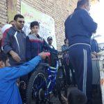 همایش بزرگ پیاده روی خانوادگی هفته دفاع مقدس در رابر برگزار شد/ تصاویر