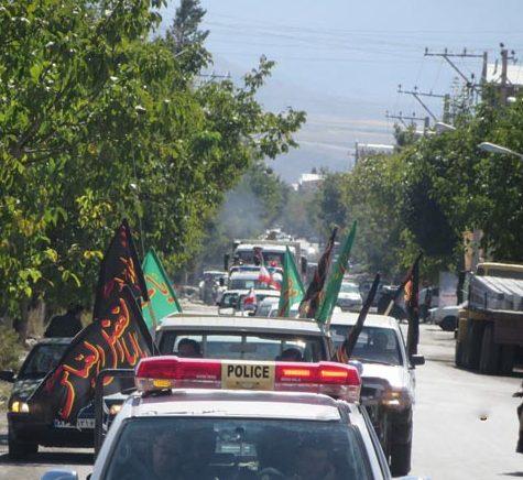 رژه نیروهای مسلح در  رابر