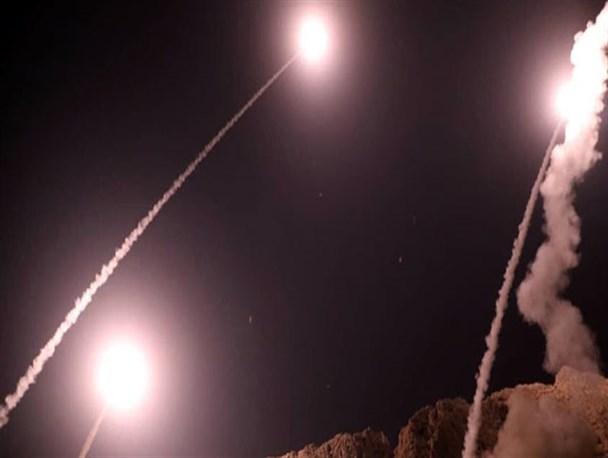 حمله موشکی ایران در یک قدمی پایگاههای آمریکا/ پیامهای ویژه تهران برای ریاض و واشنگتن +عکس
