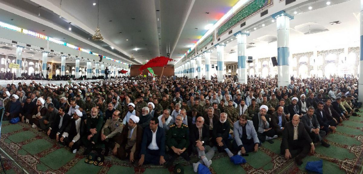 گردهمایی «اقتدار عاشورایی»در استان کرمان برگزار شد+تصاویر
