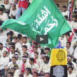 تصاویری دیده نشده از عظمت ایران در آزادی/فیلم