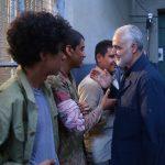 برخورد متفاوت سردار سلیمانی با یک خبرنگار + فیلم