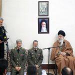کاری کنید دشمنان حتی جرأت تهدید ملت ایران را نداشته باشند/ تکیه بر نیروی انسانیِ جوان، مؤمن و پر انگیزه کلید حل مشکلات کشور است