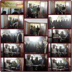 افتتاح ۲ پایگاه مقاومت بسیج در رابر