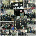 حماسه شکوه مقاومت بسیجیان در رابر برگزار شد/ تصاویر