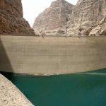 سرانجام نامعلوم پروژه انتقال آب خاورمیانه از سد شهیدان امیرتیموری شهرستان رابر