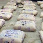 ۷۸۰کیلوگرم مواد مخدر در رابر کشف شد