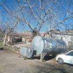 بلاتکلیفی ساکنین روستاهای مجاور سد شهیدان امیر تیموری رابر+تصاویر