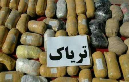 ۲۷۰کیلوگرم مواد مخدر ازسوداگران مرگ در رابرکشف شد