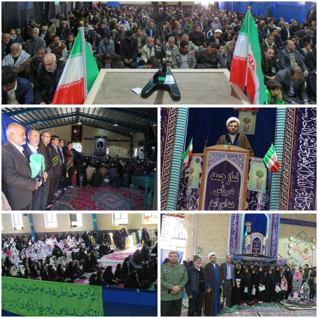 روز۱۲بهمن روز سرنوشت ساز وفراموش نشدنی تاریخ ملت ایران است / چهلمین سال انقلاب نمایش ونتیجه ۴۰سال پایداری ومقاومت است