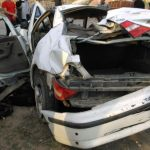 زخمی  شدن ۸ افغانی در حادثه رانندگی دررابر