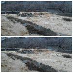 قطع شدن راه ارتباطی ۱۶ روستای  شهرستان رابر/مجتمع تامین آب آشامیدنی ۵روستا از مدار خارج شد