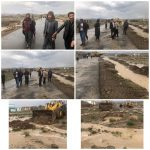 از خسارت سیلاب به منازل مسکونی جلوگیری شد