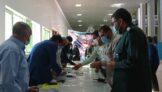 ۶۳صندوق رأی به پاس ۶۳سال عمرجاودانه شهید سلیمانی در رابر